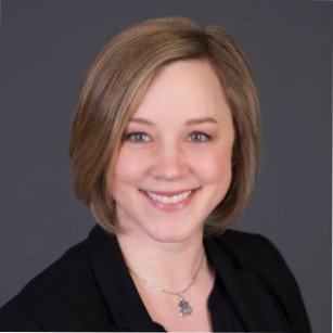 Head shot of Data Strategy in Colleges and Universities author Dr. Shannon LaCount.
