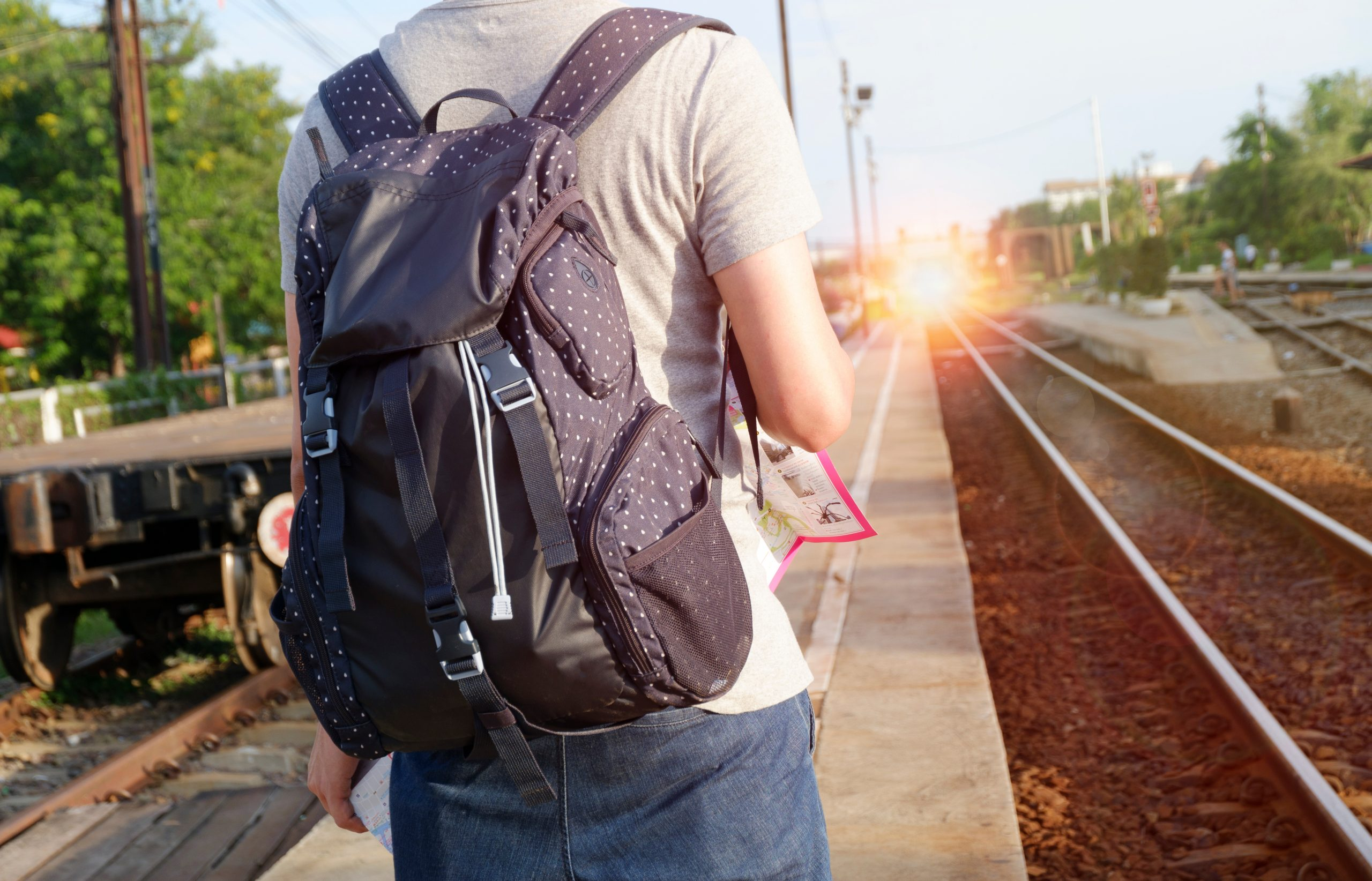 Traveling student taking a gap year perhaps part of the double-class. Potential impact on student success.