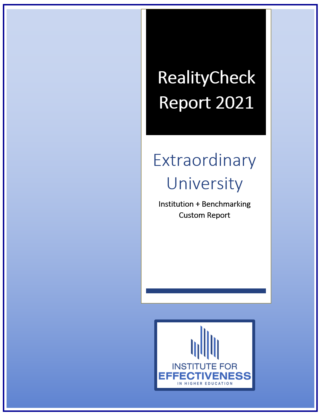 RealityCheck 2021 Cover